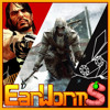 EarWormS: Season 1 Volume 2 (Music From Red Dead Redemption, Assassin's Creed 3 & Vib-Ribbon)