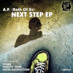 A.P. (84bit) - Next Step (Fanatic Funk Remix)