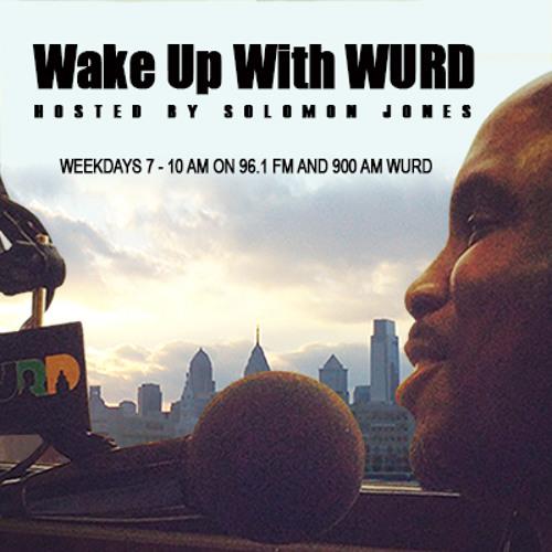 Wake Up With WURD - Jessica Feierman And Eddie Ellis 8.8.17