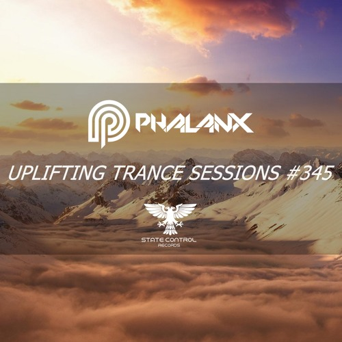 DJ Phalanx - Uplifting Trance Sessions EP. 345 / aired 8th August 2017