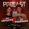 PODCAST #001 DO BAILE DO CALA BOCA = SÓ TAMBOR CALARADA (( DJS NEFASTO & VINÍCINHO )) 2017 !!! Portada del disco