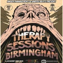 Triple Sickz - Therapy Sessions Birmingham - 22-7-17
