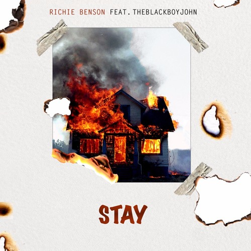 Stay (feat. TheBlackBoyJohn)