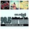 8/06/17 - Sunday Serenade (PART 1) with Professor GT - 98.5 The WIRE - Pine Hills, Orlando