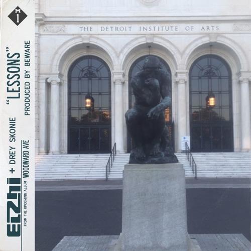 "ELZhi Feat Drey Skonie - ""Lessons"" (Prod. By BEWARE)"