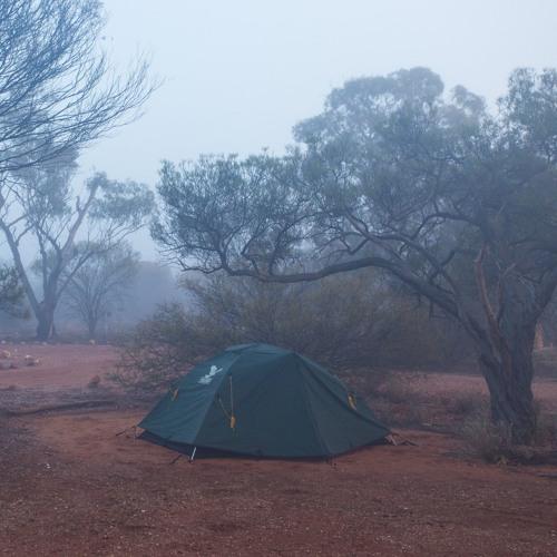 Dawn at Mount Gibson Sanctuary, Western Australia