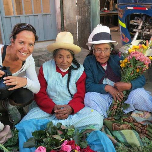 Yvonne Verstandig Executive Edge Travel on Luxe Peru