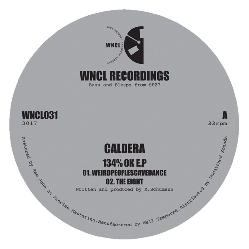 WNCL031: CALDERA_134% OK EP