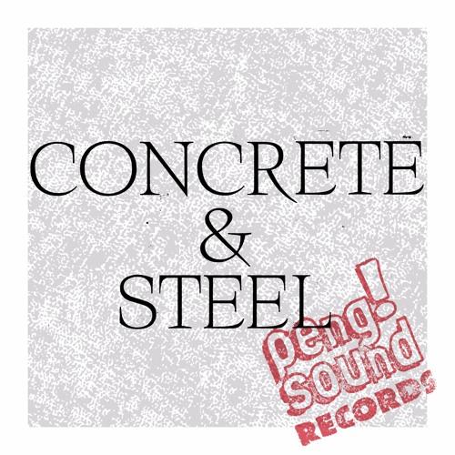 PengSound010 - Dubkasm - Concrete & Steel