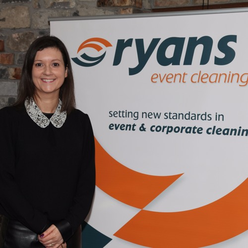 Newstalk's Vincent Wall interviews Managing Director of Ryan Cleaning Elaine Ryan