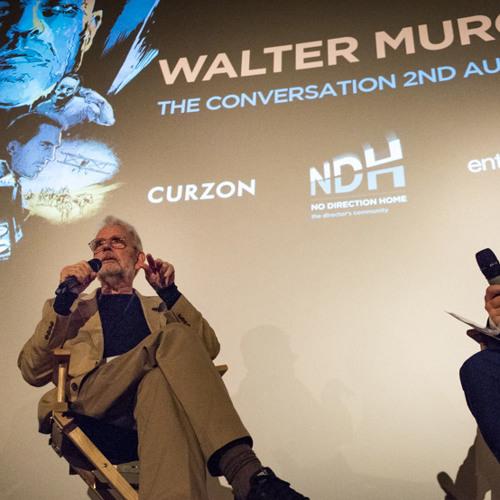 NDH18 Walter Murch Q&A Audio
