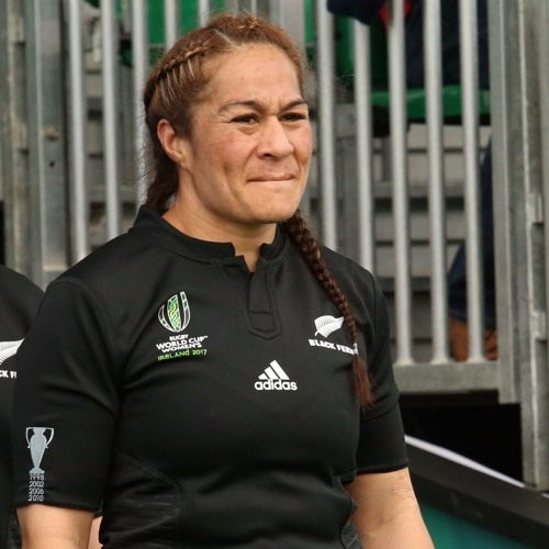 REACTION: Fiao'o Faamausili after Black Ferns defeat Wales