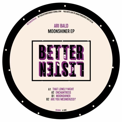 Ari Bald - Moonshiner EP [BLR006]