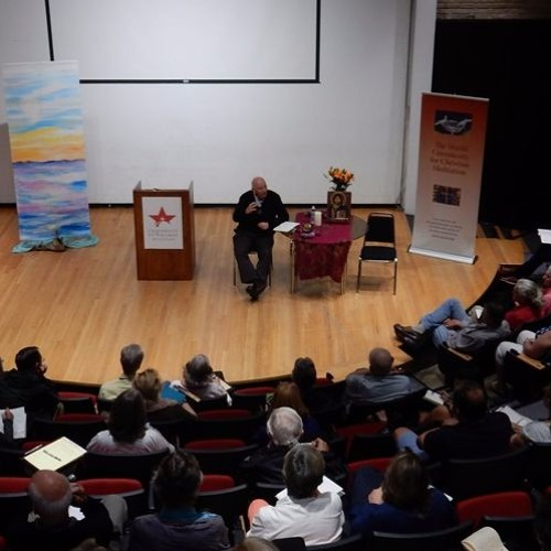 The Inner Room by Laurence Freeman OSB, Pre-Seminar Retreat JMS 2017 (talk 04)