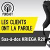 Nos clients parlent du sac-à-dos Kriega R20