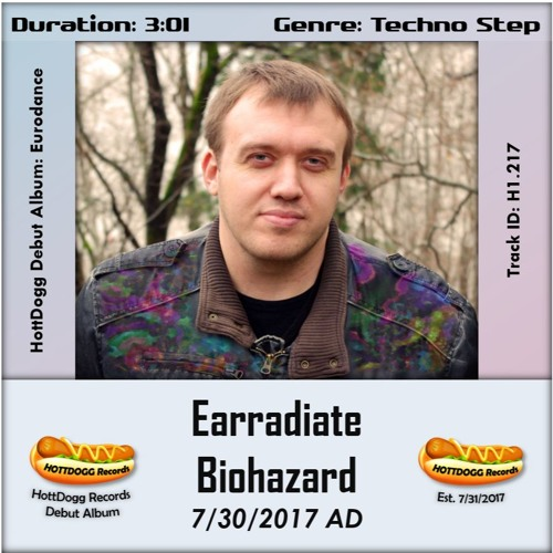 Earradiate - Biohazard MP3 Free No Copyright Download from Page