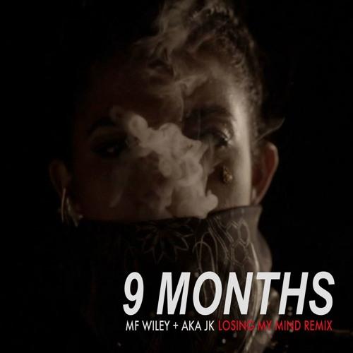 9 MONTHS (MF Wiley + AKA JK Losing My Mind Remix)