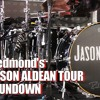 Rich Redmond's Gear Rundown for Jason Aldean 2017 Tour
