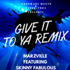 "Marzville ft. Skinny Fabulous - Give It To Ya (Remix) ""2017 Soca"" (Creampie Riddim)"