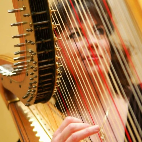 God Bless the Broken Road, arr for Harp by Mishelle Renee
