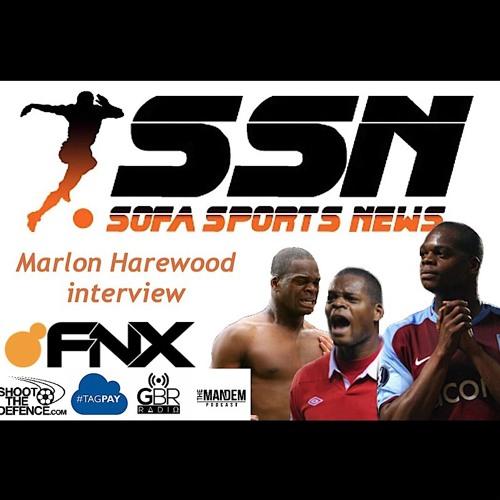 Marlon Harewood Interview