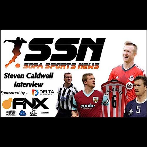 Steven Caldwell Interview