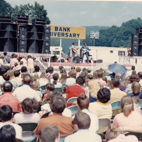 July 21, 1973 WSGS Broadcast of the Glen Campbell concert in Hazard, Ky.