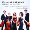 Brahms - String Quintet No. 1 in F major, Op. 88 - Allegro non troppo, ma con brio