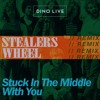 Stealers wheel Stuck In The Middle With You (DinoLive Remix)