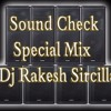 Sound Check  Bass Special Mix By Sri Ganesh Dj Sounds Sircilla