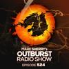 Mark Sherry - Outburst Radioshow 524 2017-08-11 Artwork