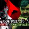 Darkiplier Vs Antisepticeye Song  THIS WORLD IS MINE!  Remix By Endigo