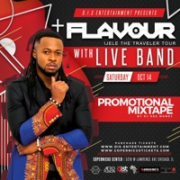 Flavour N'abania Live in Chicago Promotional Mix