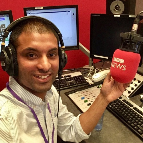 Launch of easyTennis by founder Ganesh Rao on BBC Radio
