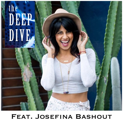 Deep Dive #46 | Josefina Bashout - Sacred Sexuality With The Pussy Priestess