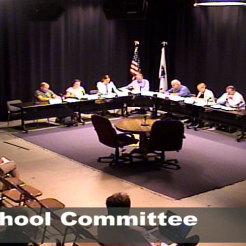 Greenfield School Committee Meeting August 9, 2017