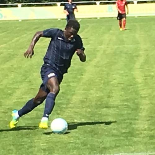 """Moussa Koné: """"Bin noch nicht bei 100%"""""""
