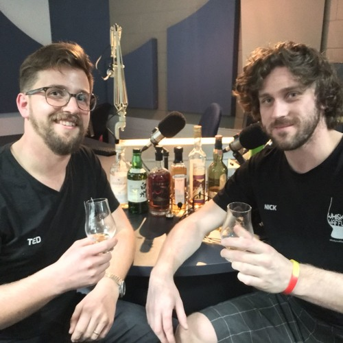 Testing Tasmanian Whisky with Burnie-based Whisky Waffle