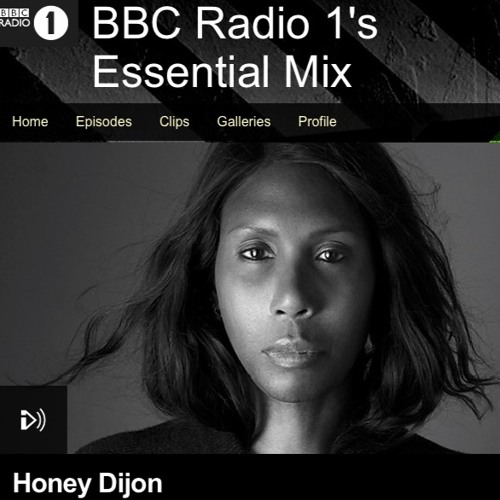 BBC Radio 1 Essential Mix July 22, 2017