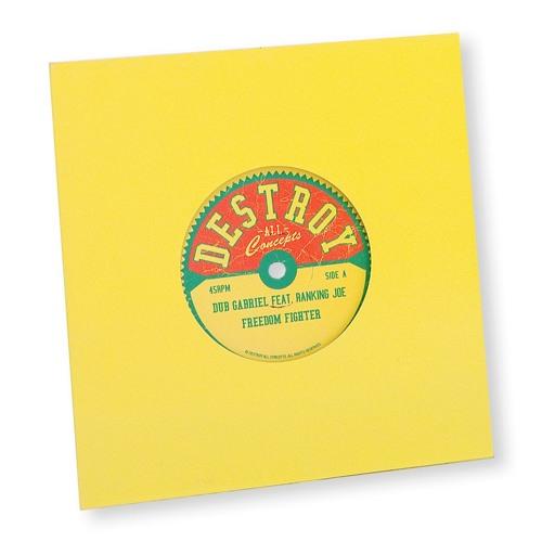 Dub Gabriel feat. Ranking Joe - Freedom Fighter (RSD Roller Dub Mix)