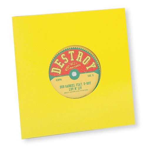 Dub Gabriel feat. U-Roy - Luv N' Liv  (None Shall Escape The Dub Mix)