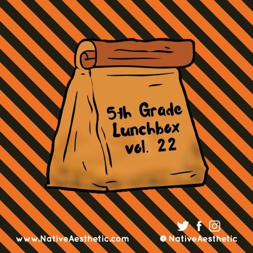 5th Grade Lunchbox #22