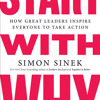 Start with Why by Simon Sinek, read by Simon Sinek