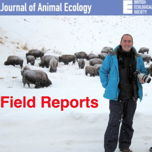 Journal of Animal Ecology: Field Reports, episode 3 Tim Coulson
