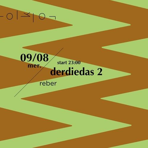 Live @ Folklor Club Lausanne - Derdiedas 2 09-08-17