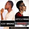 Enemies - Koby Bronz X Article Wan Produced By Dream Jay GetMeOnFactory