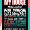 My House Music Festival celebrates the genre with a packed lineup in Pilsen
