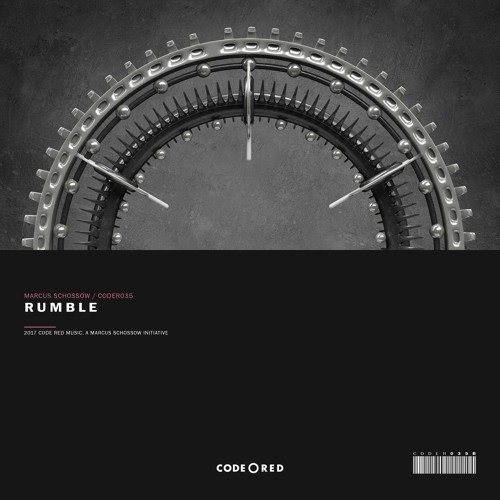 "Marcus Schossow Drops New Single ""Rumble"""