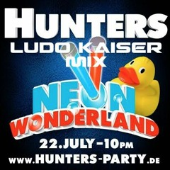 Ludo Kaiser Session Hunters Party Berlin csd Summer 2017