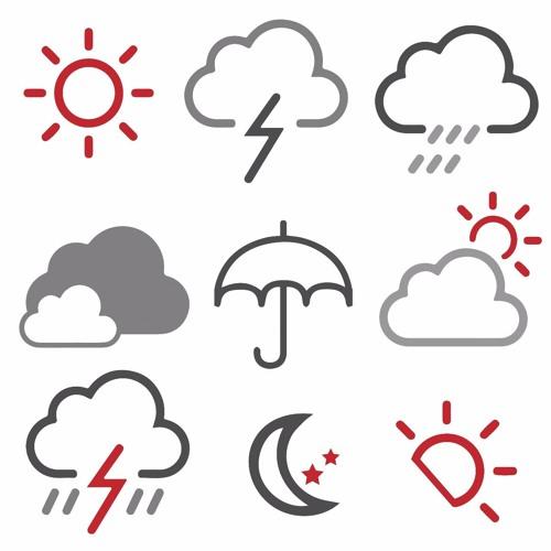 Previsão do tempo para segunda-feira (14)